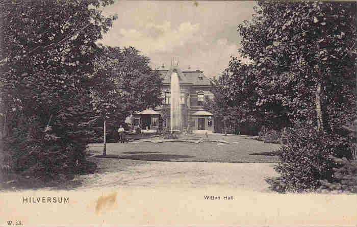 Villa Witten Hull, Witten Hullweg 3 - 5, 1903
